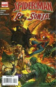 Spider-man Red Sonja #4
